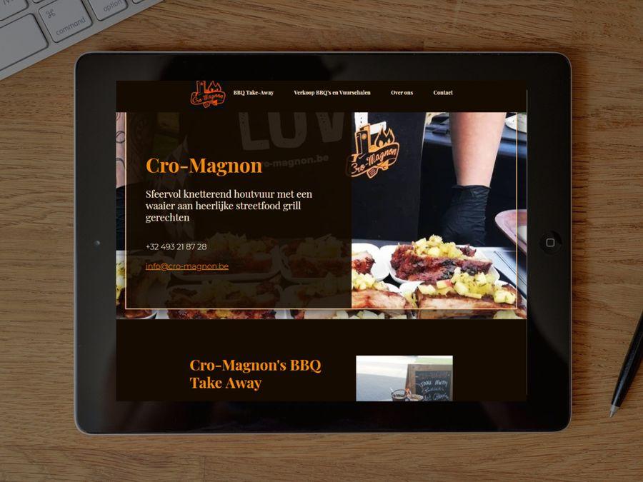 Website Cro-Magnon