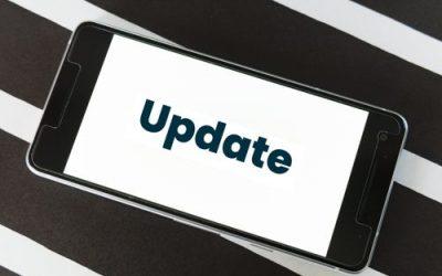 Je WordPress website updaten